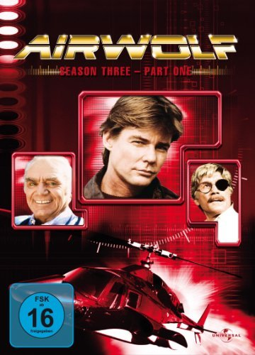 Airwolf Season 3.1 -- via Amazon Partnerprogramm