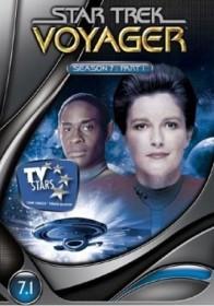 Star Trek - Voyager Season 7.1 (DVD)