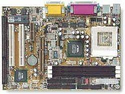 ENMIC (NMC) 3VBM2, µATX, Pro133A