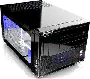 Thermaltake Lanbox Lite black, acrylic window (VF6000BWS)