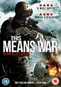 This Means War (DVD) (UK)