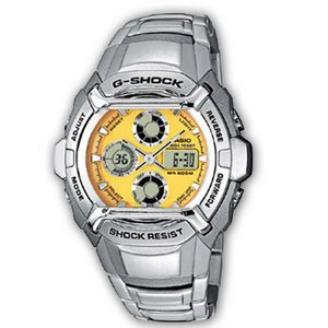 Casio G-Shock G-521D-9AVER Yellow Sailor