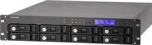 QNAP Turbo Station TS-809U-RP, 2x Gb LAN, 2HE