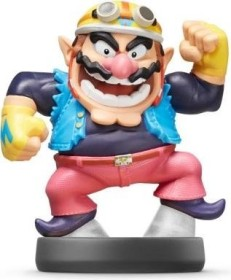 Nintendo amiibo Figur Super Smash Bros. Collection Wario (Switch/WiiU/3DS)