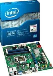 Intel DB65AL, B65 (B3) (dual PC3-10667U DDR3) (BOXDB65ALB3)