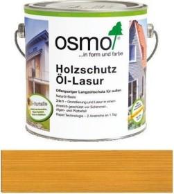 Osmo Holzschutz Öl-Lasur 700 außen Holzschutzmittel kiefer, 2.5l