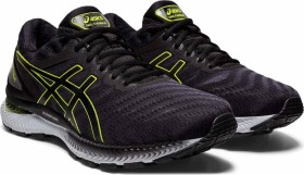 Asics Gel-Nimbus 22 carrier grey/lime zest (Herren) (1011A680-026)