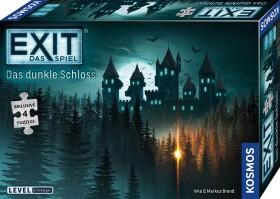 EXIT - Das Spiel + Puzzle - Das dunkle Schloss