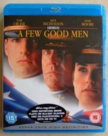 A Few Good Men (Blu-ray) (UK)