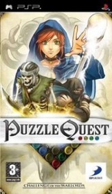 Puzzle Quest - Challenge of the Warlords (PSP)