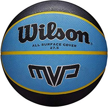 Wilson MVP Series Basketball -- via Amazon Partnerprogramm