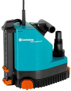 Gardena 9000 aquasensor Submersible Pump (1783)