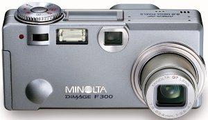 Konica Minolta Dimâge F300 silver (2785101)