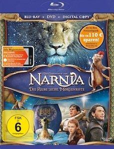 Die Chroniken von Narnia - Die Reise auf der Morgenröte (Special Editions) (Blu-ray)