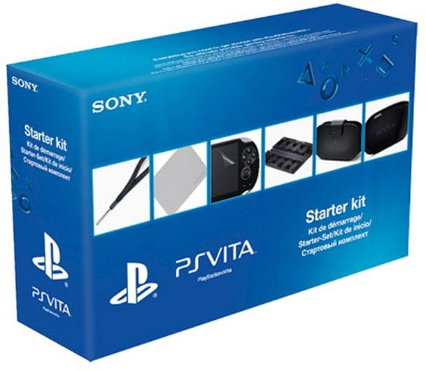 Sony Playstation Vita starter kit (PSVita) (9269914)