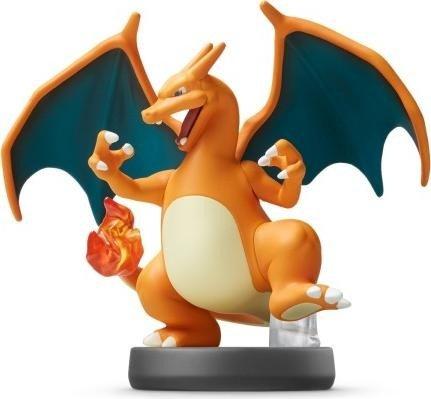 Nintendo amiibo figure Super Smash Bros. Collection Glurak (switch/WiiU/3DS)