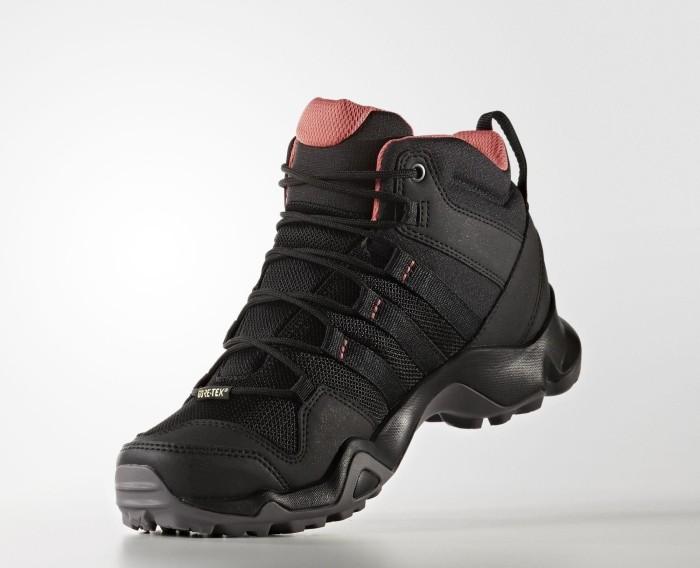 adidas Terrex AX2R Mid GTX core blacktactile pink (Damen) (BB4620) ab ? 80,99