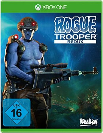 Rogue Trooper Redux (deutsch) (Xbox One) -- via Amazon Partnerprogramm