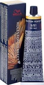 Wella Koleston Perfect Me+ Rich Naturals Haarfarbe 9/81 lichtblond perl-asch, 60ml