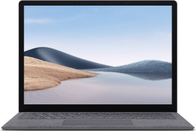 "Microsoft Surface Laptop 4 13.5"" Platin, Ryzen 5 4680U, 8GB RAM, 256GB SSD (5PB-00005)"