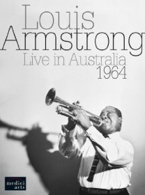 Louis Armstrong - Live in Australia 1964 (DVD)
