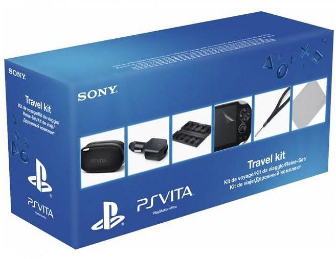 Sony PlayStation Vita Reise-Set (PSVita) (800798)