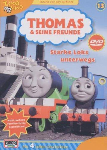 Thomas und seine Freunde 13 - Starke Loks unterwegs -- via Amazon Partnerprogramm