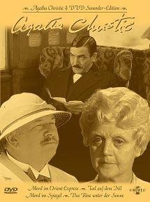 Agatha Christie Box (Mord im Orient Express/Tod auf dem Nil/...)