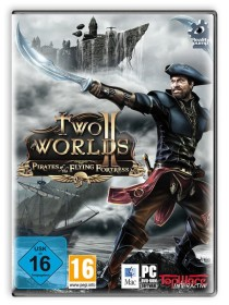 Two Worlds 2 - Pirates of the Flying Fortress (Add-on) (PC)