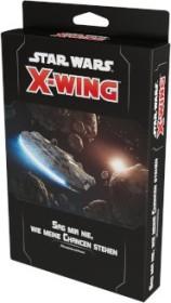 Star Wars X-Wing 2. Edition Sag mir nie, wie meine Chancen stehen