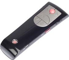 Targus Voice Recording Presenter with Laser Pointer, USB (AMP05EU)