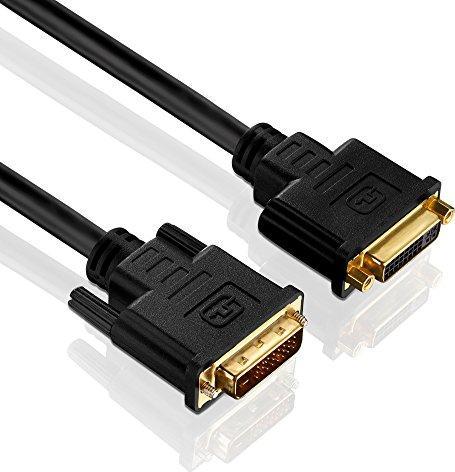 PureLink DVI (Stecker) auf DVI (Buchse) Verlängerungskabel 3m (PI4100-030) -- via Amazon Partnerprogramm