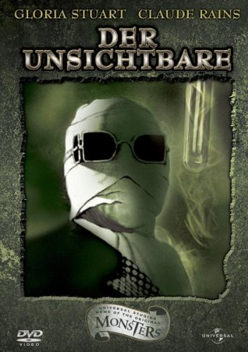 Der Unsichtbare (1933) -- via Amazon Partnerprogramm