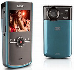 Kodak Zi8 blue (8009045)