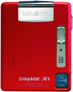 Konica Minolta Dimâge Xt czerwony (2786151)