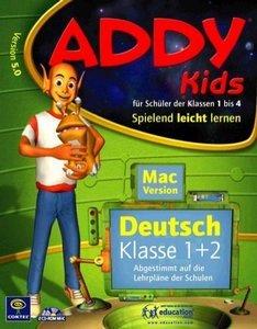 Addy niemiecki 5.0 klasa 1+2 (MAC)