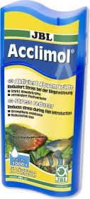 JBL Acclimol Wasseraufbereiter für Süßwasser-Aquarien zur Eingewöhnung von Fischen und Wirbellosen, 250ml (2307200)