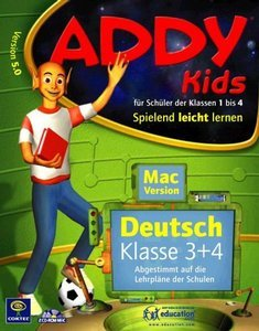 Addy Deutsch 5.0 Klasse 3+4 (MAC)