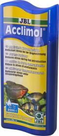 JBL Acclimol Wasseraufbereiter für Süßwasser-Aquarien zur Eingewöhnung von Fischen und Wirbellosen, 500ml (2307300)