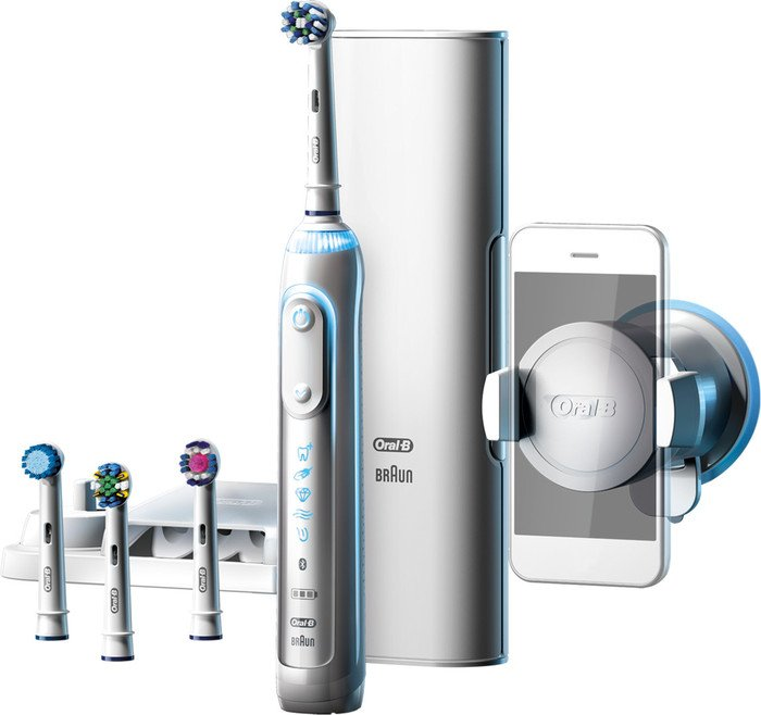 Oral-B Genius 9000 white (157502)