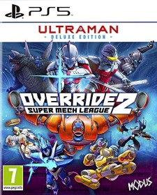 Override 2: Super Mech League - Ultraman Deluxe Edition (PS5)