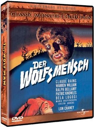 Der Wolfsmensch -- via Amazon Partnerprogramm