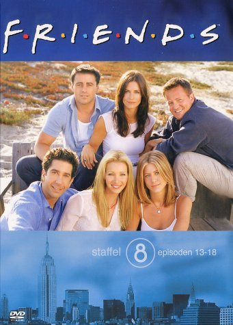 Friends Season 8.3 (Folgen 13-18) -- via Amazon Partnerprogramm