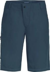 VauDe Ledro Fahrradhose kurz steel blue (Herren) (41440-303)