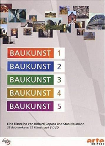 Baukunst Box (Vol. 1-5) -- via Amazon Partnerprogramm
