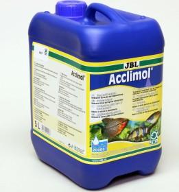 JBL Acclimol Wasseraufbereiter für Süßwasser-Aquarien zur Eingewöhnung von Fischen und Wirbellosen, 5000ml (2005600)