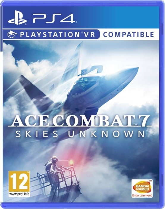 Ace Combat 7: Skies Unknown - The Strangereal Edition (PS4)