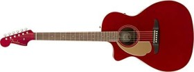 Fender Newporter player Left-hand Candy Apple Red (0970748009)