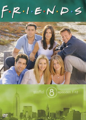 Friends Season 8.2 (Folgen 7-12) -- via Amazon Partnerprogramm