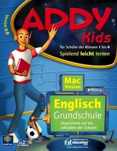 Addy English 5.0 primary school (German) (MAC)